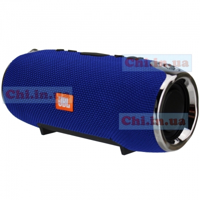 Bluetooth колонка JBL XTREME MINI SE Usb SD FM (реплика++) цвет Синий
