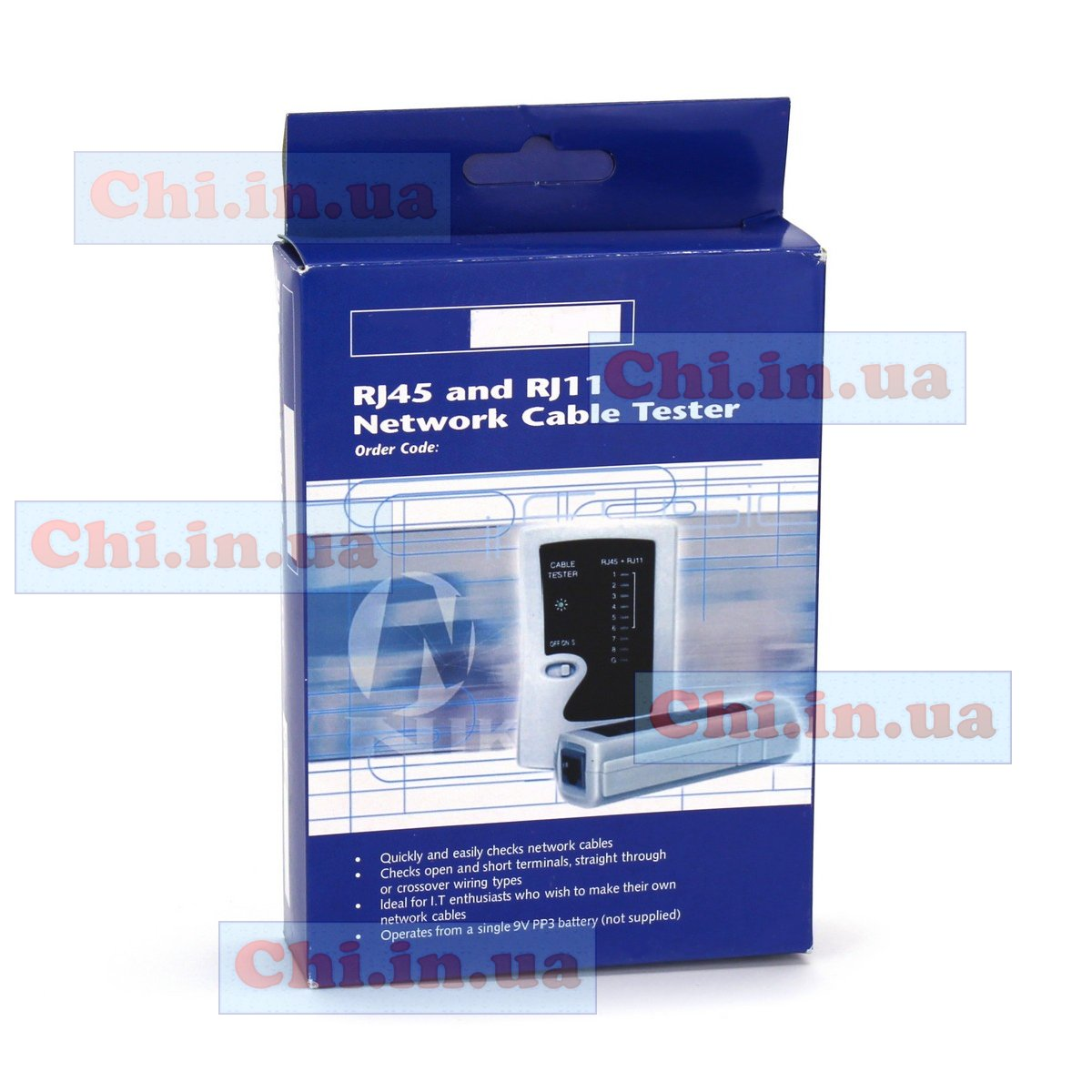 LAN Ethernet Cable Tester