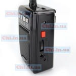 FM рация GOLON RX-D3 two-way radio transceiver,