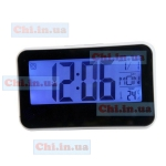 DS-2618 Voice Control Back-Light LCD Multi-Display Table Clock