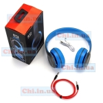 Наушники ST3 Wireless headphone blue