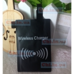 Qi wireless charger receiver Samsung Galaxy Note 4 N9100 беспроводная зарядка