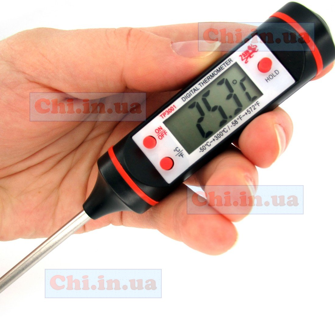 Digital Probe Thermometer TP3001